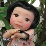 Lovely Lilly: Pat Moulton creates a new BJD exclusively for DOLLS readers