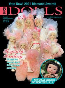 DOLLS Magazine August/September 2021