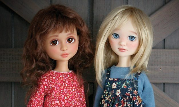 Top to Toe: Virginia Lee does it all when making dolls