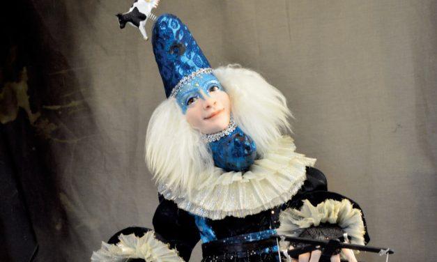 Artist's doll sculpts follow wherever inspiration, imagination lead