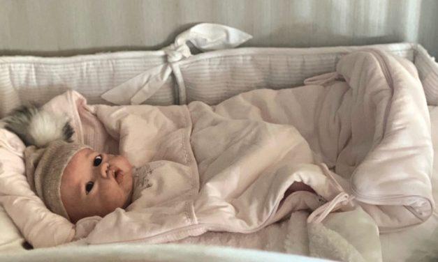 Nadaleena Mirat Brettmann: Silicone baby artist turns to sculpting